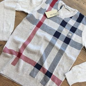 Burberry Brit Men's Casual Sweater